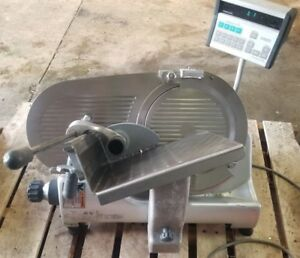 Hobart 2812 Ps Meat Cheese Slicer Free Shipping 30 Day Warranty