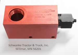 Sterling Hydraulics 1 0079 Hydraulic Relief Valve