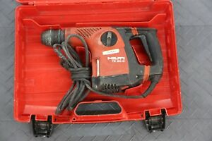 Sds To 1 Hilti Te 30 Hammer Drill 9269 free Shipping