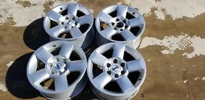 Nissan Titan Armada 18 Inch Rims In Good Condition Auction Includes 4 Rim 4 Cap