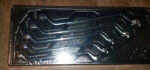 Snap On Xom605 12 point Deep 60 Offset Metric Box Wrench Set 10 19 Mm 5 Piece