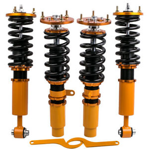Racing Coilovers Kits For Bmw 5 Series E39 1995 2003 Shock Absorbers Adj Height