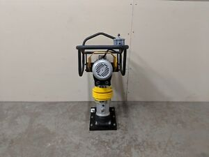 Hoc Rm82e Electric Tamping Rammer Jumping Jack 3 Phase 1 Year Warranty