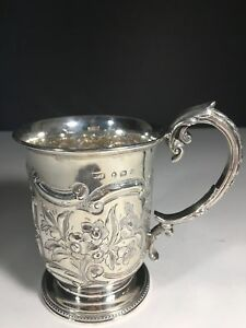 Vintage Sterling Silver Cup By John Tongue
