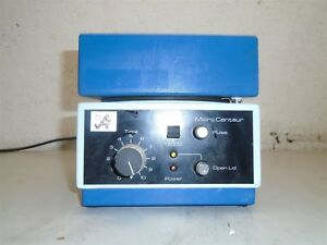 Fisons Centrifuge Microcentaur Used Working