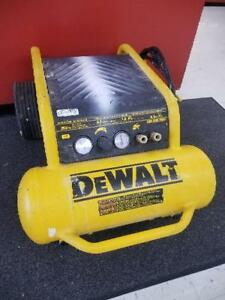 Dewalt 4 5 Gal Portable Electric Air Compressor D55146 ss2020727