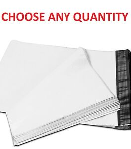 12x15 5 Poly Mailers Plastic Shipping Mailing Bags Envelopes Polymailer 12 x15