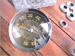 Lancia Appia And Zagato Gte Dash Board Speedometer