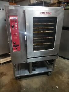 Blodgett Electric Combi Convection Steam Oven Cos 101s Combination Steamer Unit