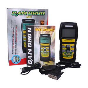 Memoscan U581 Obd2 Car Engine Fault Diagnostic Scanner Can Bus Code Reader Tool
