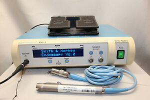 Dyonics Endoscopic Powered Shaver Instrument System Smith And Nephew Ep 1 Unit