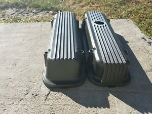 1986 1987 Buick Regal Grand National Valve Covers Turbo 3 8 Super Nice Oem