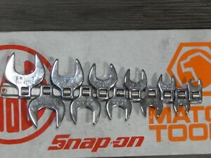 Sk 3 8 Drive Sae Open End Crowfoot Wrench 11pc Set 3 8 1 42260 Dr Crowsfoot Euc