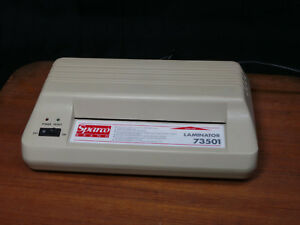 Sparco Brand Laminator 73 501 9 In Professional Heavy Duty