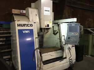 Hurco Vm 1 Vertical Machining Center