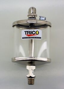 Trico Kg Gravity Feed Oilers 37018 Glass 10 Oz 1 4 Npt
