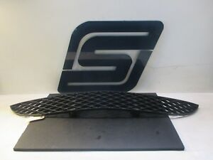 2004 Mitsubishi Diamante Oem Factory Front Lower Grille Insert Flaws