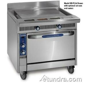 Imperial Ihr pl36 c Diamond Series 36 Plancha Griddle W Convection Oven