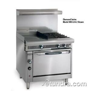 Imperial Ir 2 g24 c 36 Range W 2 Burners 24 Griddle Convection Oven