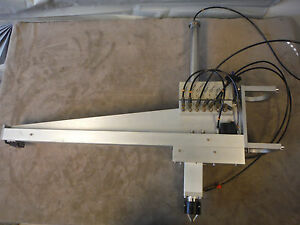 2 Axis Pick And Place Robot Arm With Gripper
