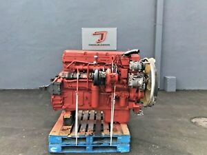 2004 Cummins Isx 400st Diesel Engine egr Model Cm870 400hp Cpl 8520