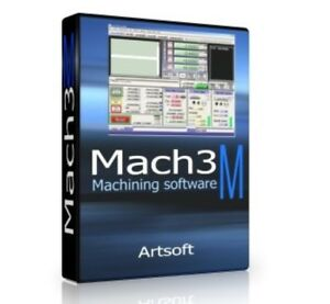 Mach 3 Artsoft Cnc Control Software Engraving Mill Lathes