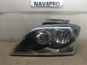 2004 2005 2006 Chrysler Pacifica Oem Left Halogen Head Light Lamp A313