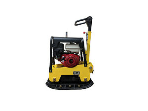 Hoc C3050 Honda Gx270 Hydraulic Handle Reversible Plate Compactor Warranty