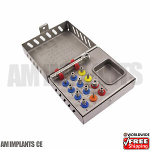 Dental Implant Instruments Bone Compression Kit Surgical Sinus Lift Compression