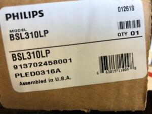 Philips Bodine Bsl310lp 10w Low Profile Emergency Led Driver 22 5 x1 2 x1 2