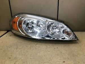 2006 2013 Chevy Impala Oem Passenger Side Headlight Part 25958360