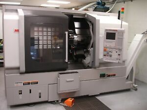 mori Seiki Nlx 2500y Live Milling Y Axis Cnc Turning Center Lathe