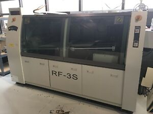 Luyuan Assembly Systems Wave Solder Machine 26kw