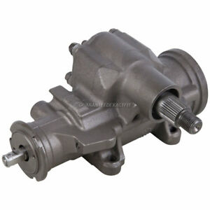 For Chevy Gmc Full size Truck Suv Van Gmt800 Reman Power Steering Gear Box