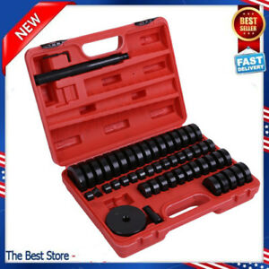 Bearing Seal Driver Tool Kit 51pc Custom Bush Bearing Seal Driver Set