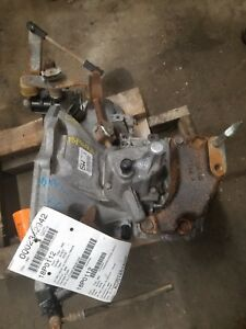 2009 Chevy Aveo Manual Transmission Assembly 86 690 Miles 1 6 Fwd Mlm