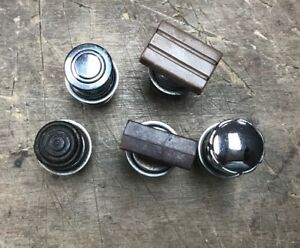 Vintage Car Cigarette Lighters Lot Of 5