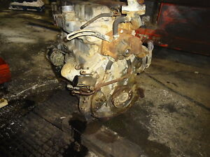 John Deere 4039 Diesel Engine Runs Exc 4039df Industrial Tractor Backhoe 3 9