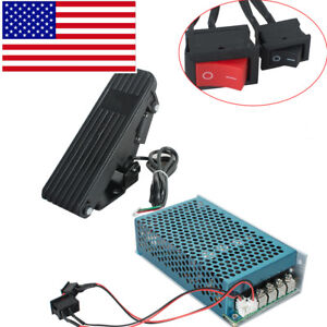 5000w Reversible Motor Speed Controller Pwm Control Soft Start Pedal Accelerator