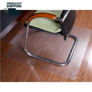 Office Computer Desk Chair Mats Clear For Hardwood Floors Surface 36 X 48 New
