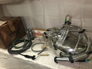 Original Refurbished Surge Belly Milker With Original Box And Accessories