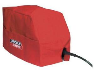 Small Canvas Cover Wire Feeder Welder Welding Torch Mildew Resistant Red No Tax