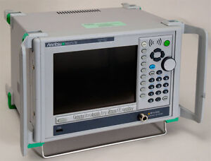 Anritsu Ms2717b Economy Microwave Spectrum Analyzer 9 Khz To 7 1 Ghz