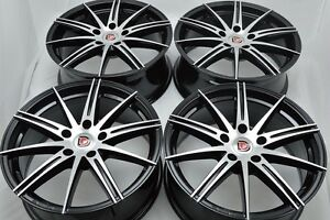 17 Wheels Rims Prelude Element Escape Mazda 3 5 6 Protege Talon Mkz Vibe 5x114 3