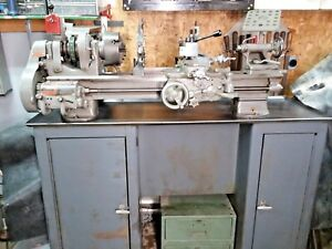 South Bend 9 A Workshop Lathe Cl8744r Loaded Beautiful Machinist Tool