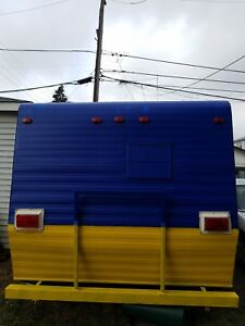 Food Consession Trailer It Has A Cooler New Floors An Is Ready To Use