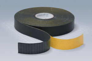 6 Items Armaflex Insulation Lagging Tape 50 Mm X 15 M X 3 Mm Self Adhesive