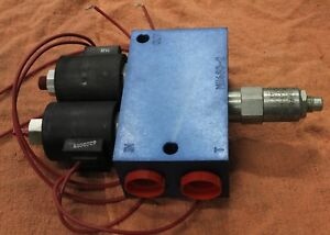 Hydraforce 12 Volt Electric Over Hydraulic Valve