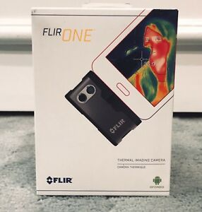 Flir One Thermal Imaging Camera Usb c For Android Smartphones Gen 3