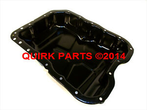07 17 Jeep Dodge Chrysler With 2 4l 4 Cylinder Only Engine Oil Pan Oem New Mopar